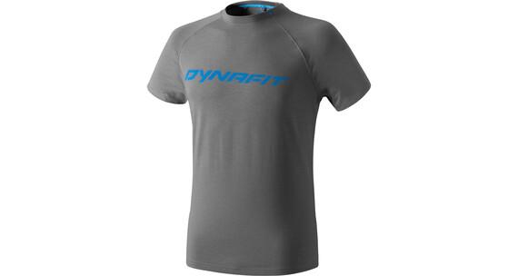 Dynafit 24/7 Logo - T-shirt course à pied Homme - gris